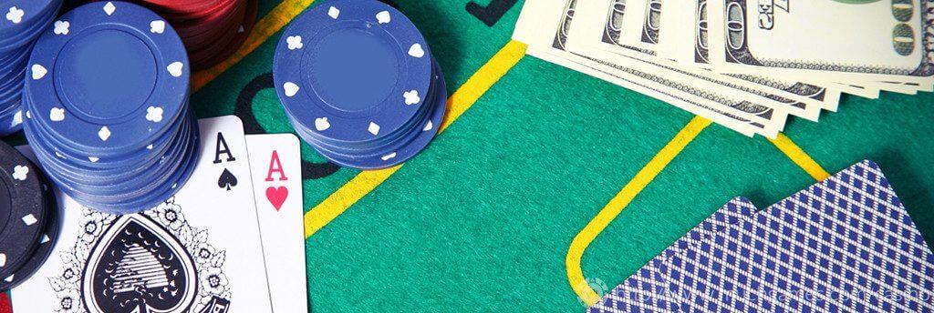 Blackjack con dinero real