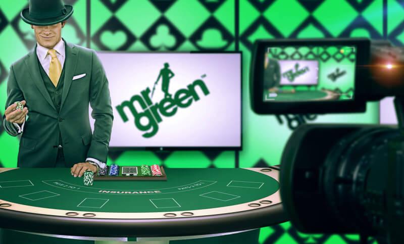 ¿Cómo ganar dinero en el Casino Mr Green?