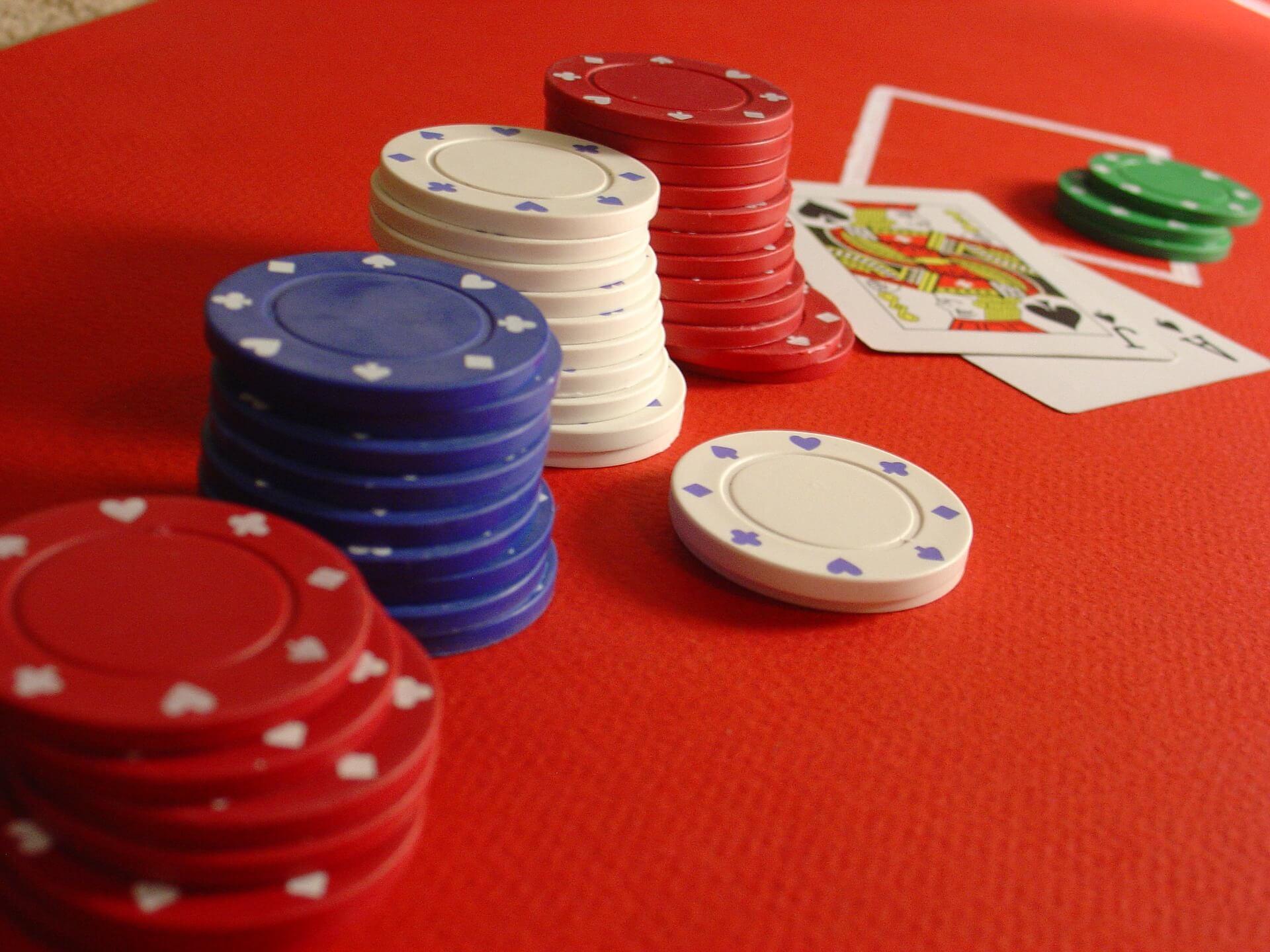 ¿Cuándo se puede dividir en el Blackjack?