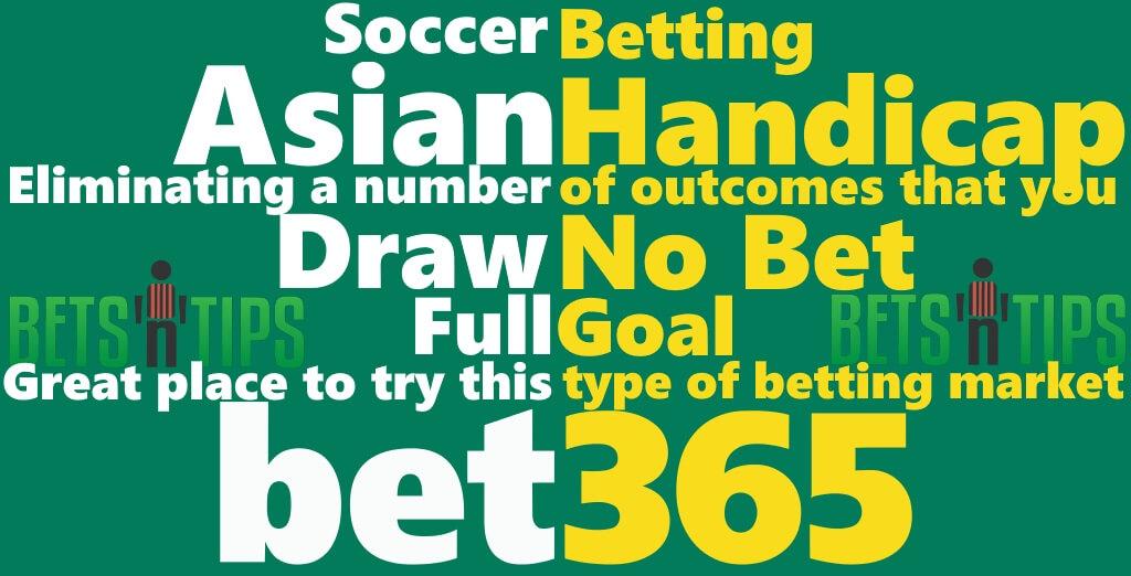 ¿Qué son las apuestas hándicap asiático en Bet365?