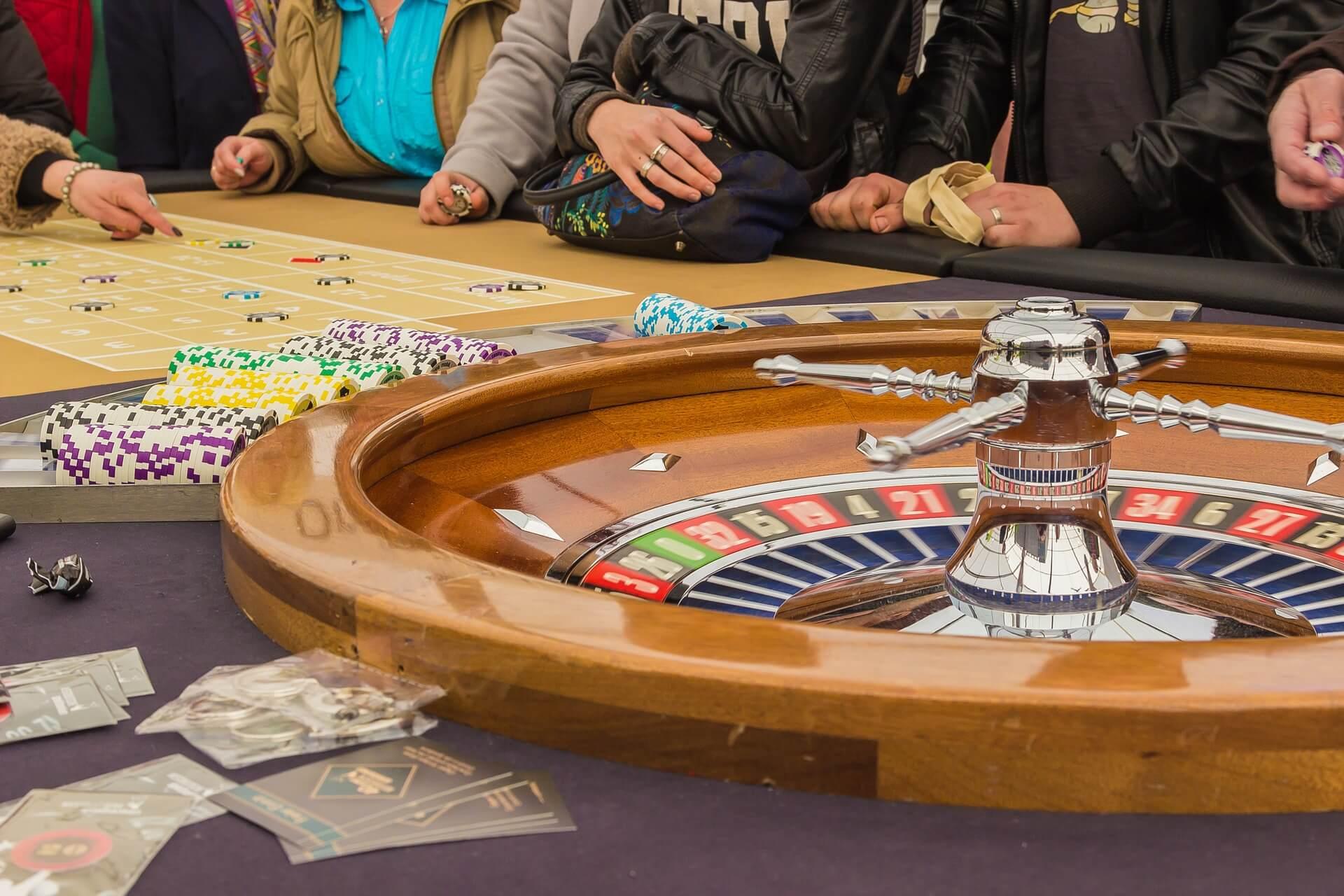 Jugar Ruleta por dinero real