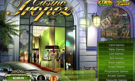 ¿Qué es Casino Tropez?