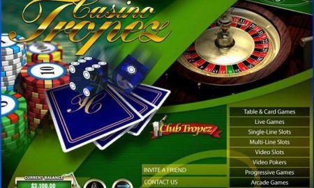 ¿Cuál es el bono sin depósito de Casino Tropez?