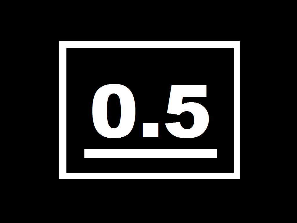 ¿Qué significa 0.5 en apuestas?