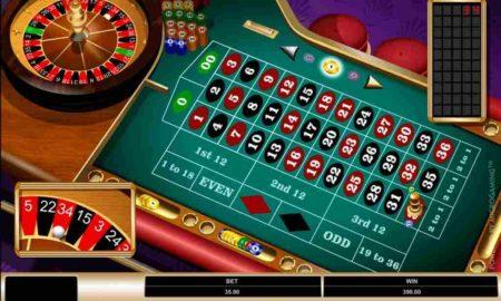 ¿Cómo apostar a la ruleta americana?