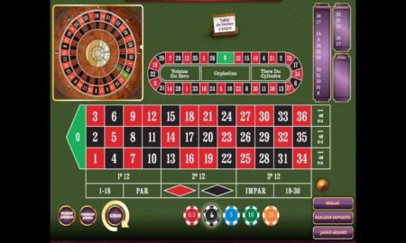 ¿Cómo apostar en la ruleta online?
