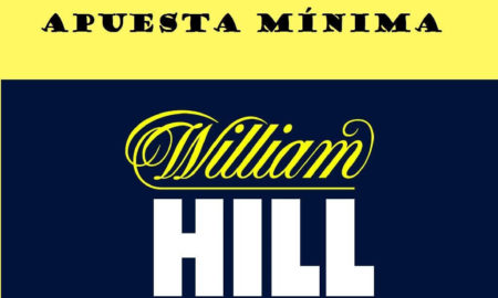 ¿Cuál es la apuesta mínima en William Hill?